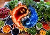 Затоплящи, охлаждащи и неутрални храни