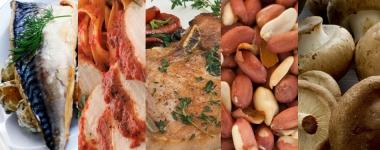 Топ 10 на най-богатите на витамин В3 (ниацин) храни