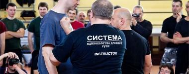 """Руското бойно изкуство """"Система"""" - традицията на вековете (Видео)"""